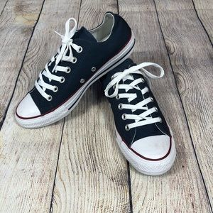 Converse All Stars Blue Sneakers NWOT